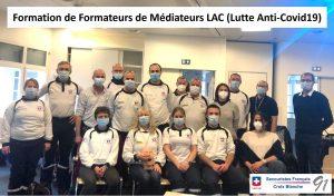 Formateurs de Médiateurs LAC (Lutte Anti-Covid19)