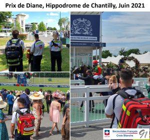 Prix de Diane, Hippodrome de Chantilly